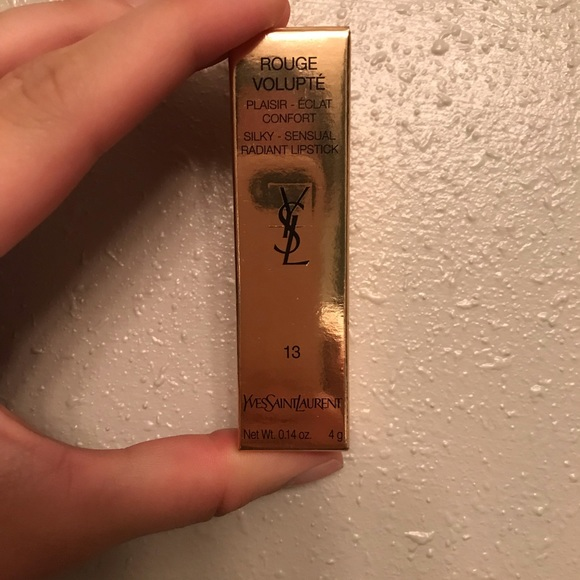 Yves Saint Laurent Other - YSL Peach Passion Silky Sensual Radiant Lipstick